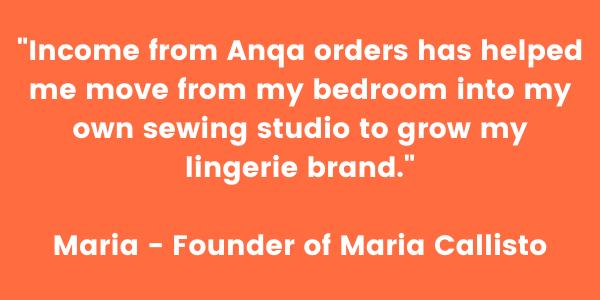 Maria Quote